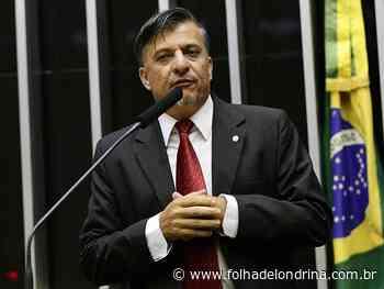 Deputado federal de Londrina se envolve em nova confusão - Folha de Londrina