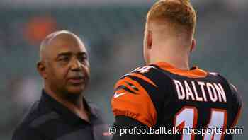 """Marvin Lewis on Andy Dalton: """"Wherever he ends up, he'll be an asset"""""""