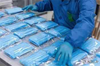 Val-d'Oise. Herblay-sur-Seine : des masques en tissu seront distribués avec le journal municipal - La Gazette du Val d'Oise - L'Echo Régional