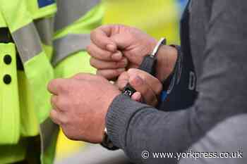 3 men arrested after thefts from cars in North Yorkshire - York Press
