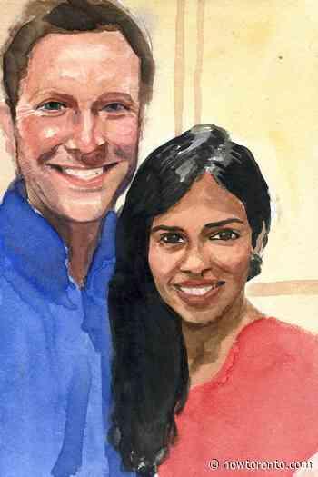 Paul Koblic & Yashi Yathindra, emergency doctors at North York General and Mount Sinai - NOW Magazine