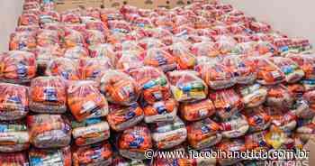 Prefeitura de Campo Formoso entrega 16 mil kits de alimentação escolar - Jacobina Notícias