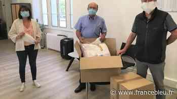 Coronavirus : des masques distribués dans les boîtes aux lettres à Charvieu-Chavagneux - France Bleu