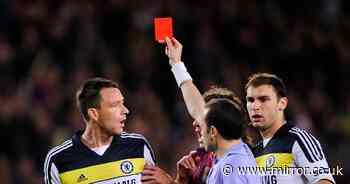 John Terry calls Alexis Sanchez incident the 'silliest moment' of Chelsea career - Mirror Online