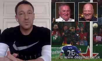 John Terry practised panenkas before Champions League shootout slip - Daily Mail