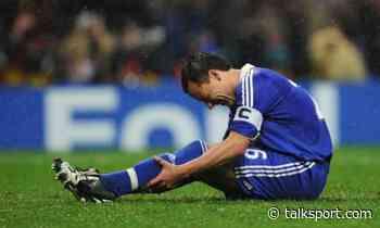 John Terry says he was practising Panenka penalties before slip in Chelsea's Champions League final defeat to - talkSPORT.com