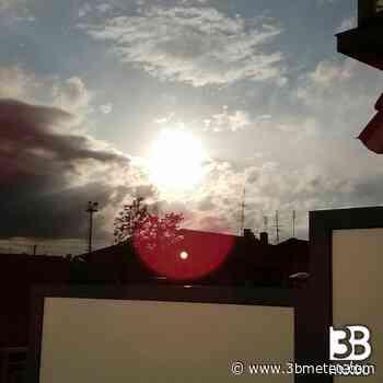 Foto Meteo: Fotosegnalazione Di Mondovi - 3bmeteo