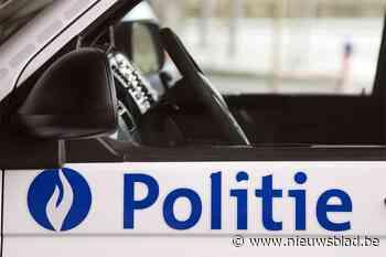 Nachtje in de cel na crash in gracht met bestelwagen - Het Nieuwsblad