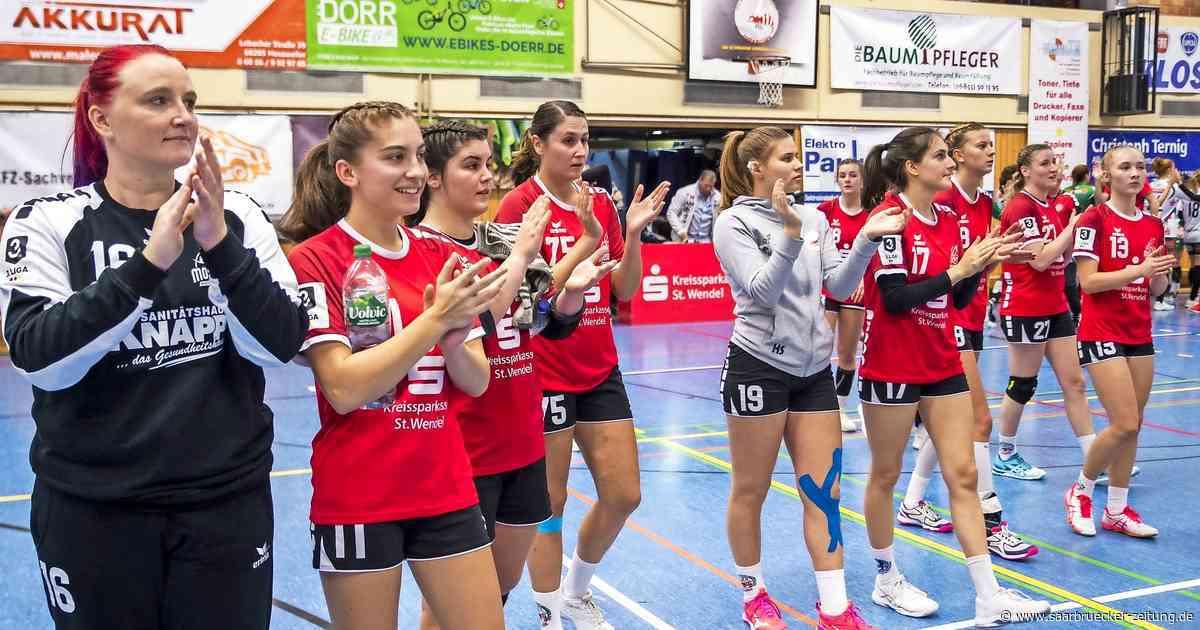 Handball: Drittliga-Aufsteiger Marpingen trotz Saisonabbruch zufrieden - Saarbrücker Zeitung