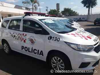 PM apreende menor por tráfico de drogas em Santa Gertrudes - Cidade Azul Notícias