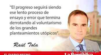 La velocidad del progreso - LaRepública.pe