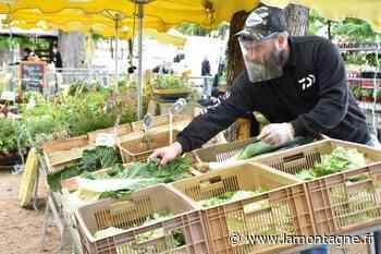 Le marché de Saint-Flour a rouvert ses portes ce samedi - La Montagne