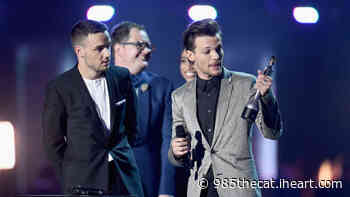 Louis Tomlinson Told Off Liam Payne For Spilling One D Reunion Details | 98.5 The Cat | Carter - KFI AM 640
