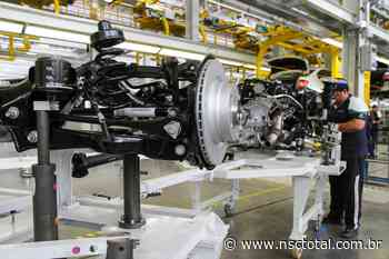 "BMW de Araquari retorna às atividades após quase 40 dias de fábrica ""paralisada"" | NSC Total - NSC Total"