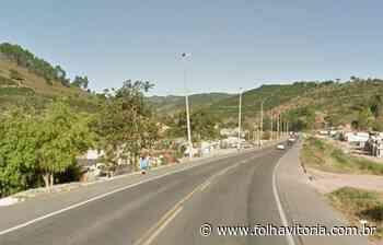 Motorista perde controle da direção de caminhão e veículo tomba em Ibatiba - Folha Vitória