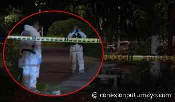 ÚLTIMA HORA: Asesinan a un hombre en zona periférica de Puerto Asís - Conexión Putumayo