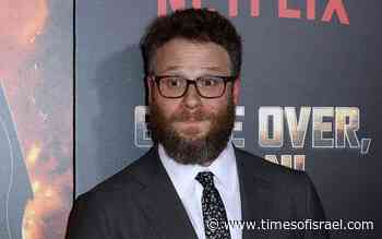 Locked down? Open up to… Seth Rogen's in-your-face Jewish humor - The Times of Israel