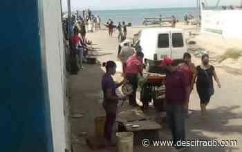 Alertan por aglomeraciones en el mercado de Pescado en Porlamar - Descifrado.com