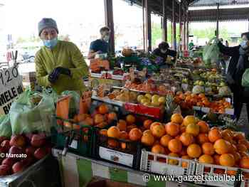 Dogliani: sabato 2 torna il mercato in piazza Carlo Alberto - http://gazzettadalba.it/