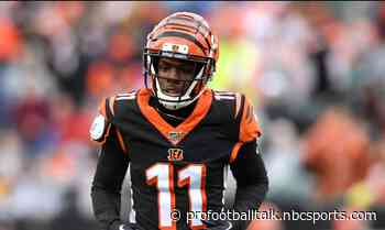 Report: Bengals decline John Ross' fifth-year option