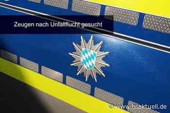 Polizei sucht Zeugen zu zwei Unfallfluchten in Meitingen - BSAktuell