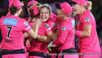 Ellyse Perry stays with Sixers in WBBL - Port Lincoln Times