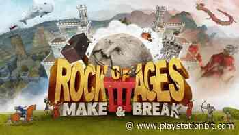 Rock of Ages 3: Make & Break, ecco il devastante Tombolo Dondolo - PlayStationBit