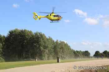 Ongeval met letsel op Bosweg in Siebengewald, traumaheli gealarmeerd - alarmeringen.nl - Alarmeringen.nl