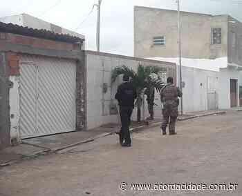 Dilton Coutinho | Operação Cabuçu Livre: acusado de liderar quadrilha de Saubara morre em confronto com a polícia - Acorda Cidade