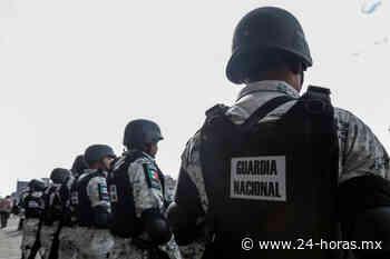 Mantienen vigilancia en Jiutepec para evitar saqueos en comercios - 24 HORAS