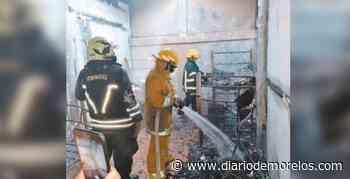 Arde un centro de rehabilitación de alcohólicos anónimos en Jiutepec - Diario de Morelos