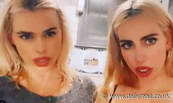 TALK OF THE TOWN: Billie Piper's sister is the spitting image of the Doctor Who actress - Daily Mail