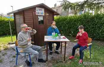 """Covid-19: a Cividale del Friuli """"Un caffè al tempo del coronavirus"""" - Friuli Sera"""