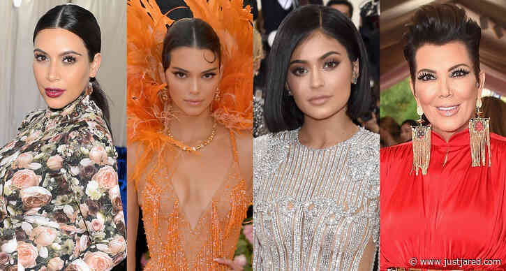 See All of the Kardashian-Jenner Met Gala Appearances From Over the Years!
