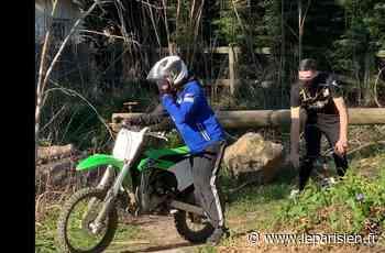 Magny-en-Vexin : un moto-cross volé pour les rodéos de cités - Le Parisien