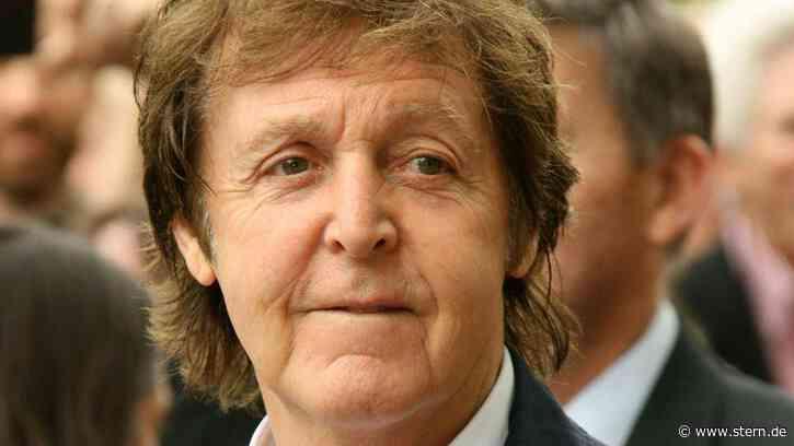 Paul McCartney hatte keine Lust auf Carpool-Karaoke - STERN.de