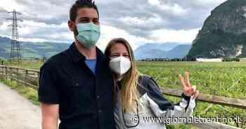 Primo maggio a Mezzolombardo, paese vuoto, passeggiata lungo il Noce in mascherina - Trentino