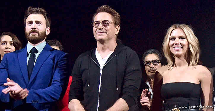 Chris Evans, Robert Downey Jr, & Scarlett Johansson Have Virtual Reunion During Kids' Choice Awards 2020!
