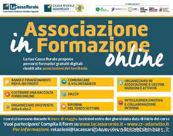 Valsabbia Val del Chiese Storo - Formazione online per le associazioni del territorio - Valle Sabbia News