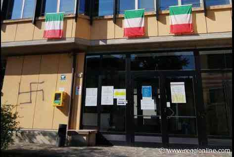 Svastiche a Cavriago alla vigilia del 25 Aprile. FOTO & VIDEO - Reggionline