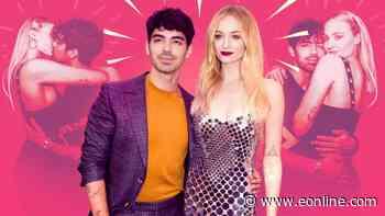 Joe Jonas & Sophie Turner Celebrate 1st Wedding Anniversary - E! Online