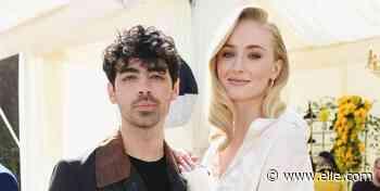 Joe Jonas on How He Plans to Surprise Sophie Turner on Their One-Year Wedding Anniversary - ELLE.com