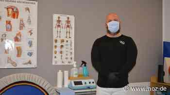 Bramscher Physiotherapeut auch in der Krise gefragt - Neue Osnabrücker Zeitung