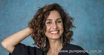 Páscoa de Camila Pitanga foi com namorada, filha e ex-marido: 'Família' - Purepeople.com.br