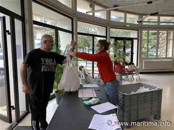 Miramas - Coronavirus - Miramas distribue des kits sanitaires aux commerçants - Maritima.info