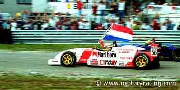 Tom Coronel, el piloto que apuntaba a la Formula 1 - Motor y Racing