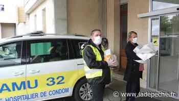Condom. Des gilets jaunes solidaires - ladepeche.fr