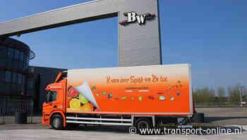 Nieuwe SOR koelbak voor K. van der Spijk en Zn. - Transport Online