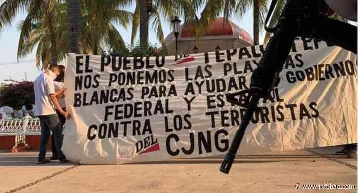 Autodefensas de Tepalcatepec anunciaron su resurgimiento: van tras el CJNG - infobae