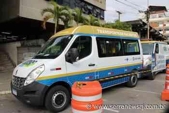 Cantagalo recebe duas ambulâncias e uma van do Governo do Estado - Serra News